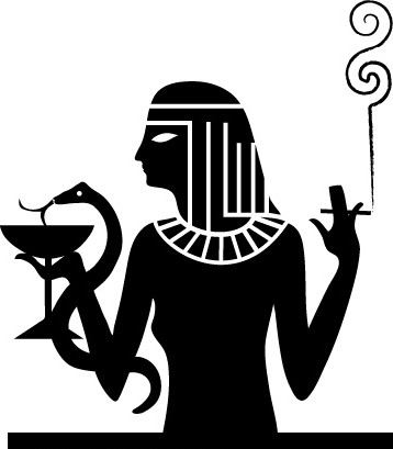 Cleo's_Logo_and_Poem_Cleopatra's_Last_Cocktail_Party